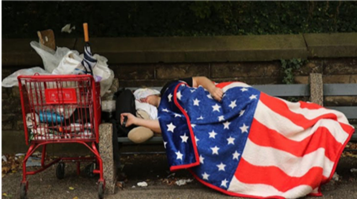 How poverty started in USA and Why is poverty higher in the U.S. than in other countries?