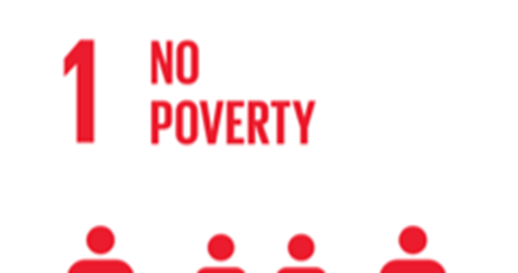 SDG 1 (No poverty) implementation in Latvia 2018