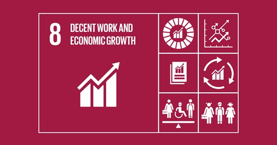 SDG8: Economic growth for sustainable future